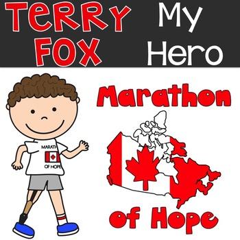 Terry Fox's Marathon of Hope!
