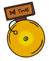 NEW – BELL TIMES